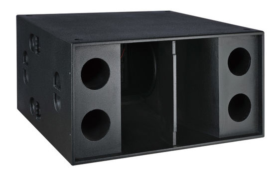 Professional Pro Audio Subwoofer Sub-Bass Big Speaker Generator , Powered Pa Subwoofer