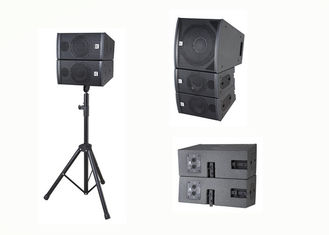 Mini Karaoke Speakers Mixer 2-Way Line Array Sound System For Bar
