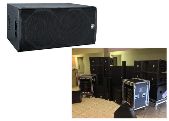 Club Dj Subwoofer Speakers Stereo Audio Systems Stage Audio Sound Equipment