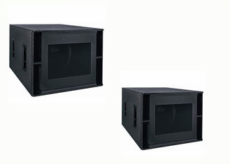 18 Inch Subwoofer Stage Church Sound Systems Single Dual-Drivers Sub-Bass System
