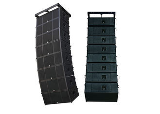 "Waterproof  3 Way Line Array Speakers System 2X12""  Neodymium Woofers"