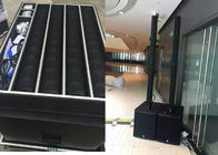 China High End Active Line Array Speaker Column Professional Audio System distributor
