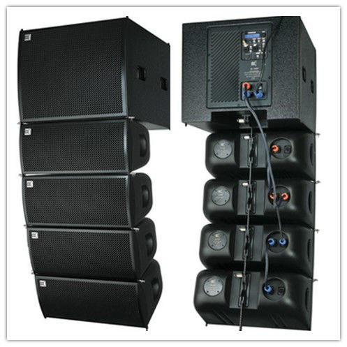 Amplifier Model Active Speaker Line Array Pa System