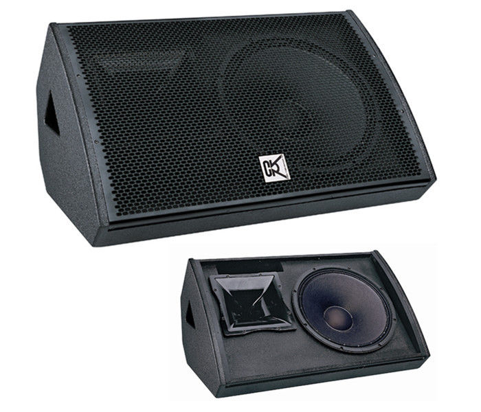 Active Pa Monitor Speaker 500 Watt 15 Inch Stage Floor