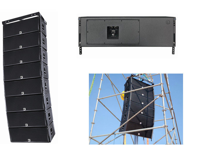3 Way Active Speakers Sound System Playground Equipment