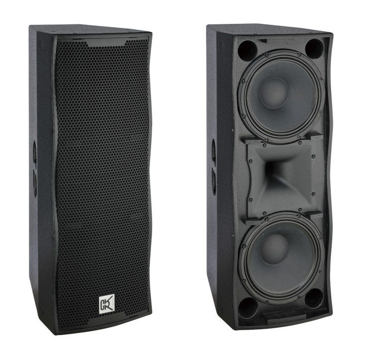 Large Format Three Way Line Array Speaker Factory and