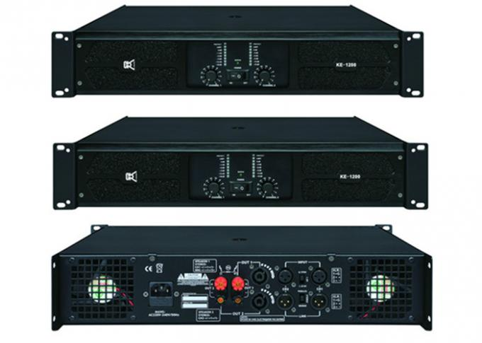 karaoke speaker amplifier 800watt x 2 channel ktv amplifier system