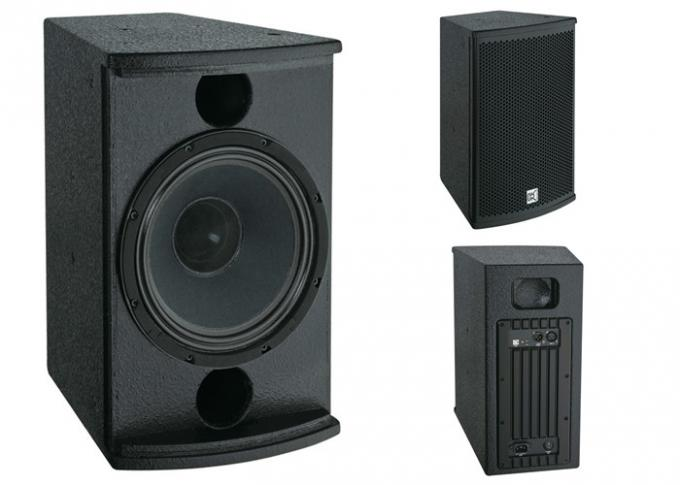 2 Way 200 Watt Active Pa Speaker System , Coaxial Audio System