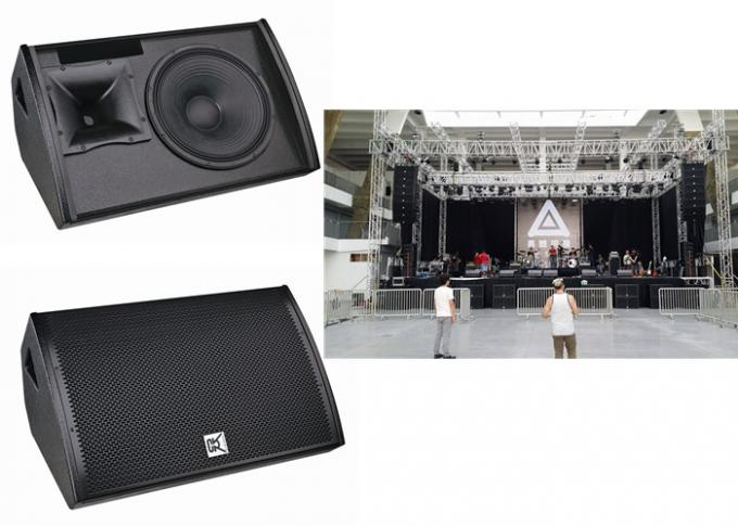 Live Stage Monitor Speakers Mixer Music Audio Dj Sound Show