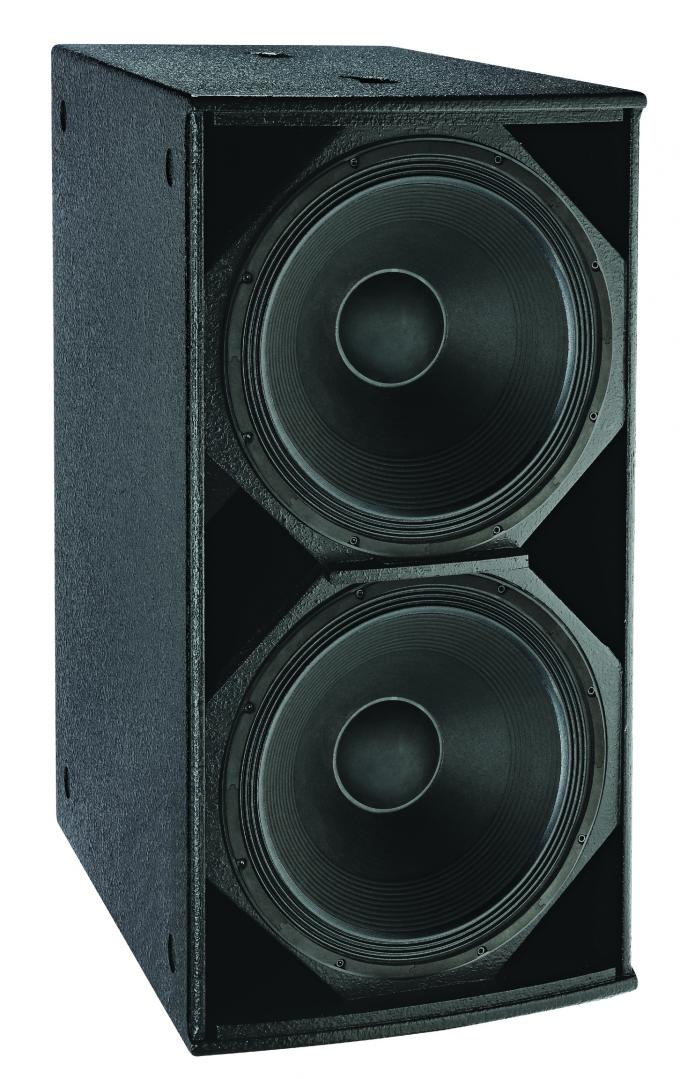Powerful Conference Room Speakers Subwoofers Sub Bass Sound System for Museum Equipment