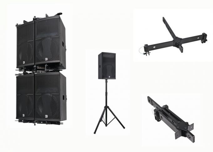 Pro Audio Subwoofer Church Sound Systems , 12 Inch Line Array System