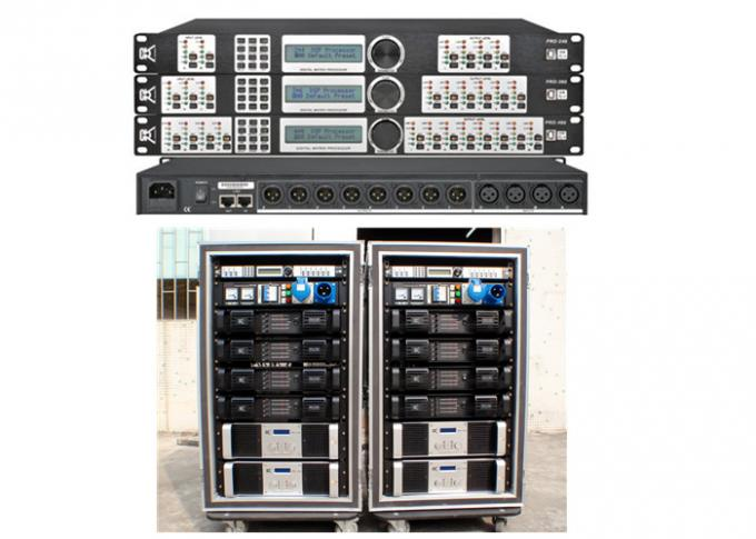Professional Digital Sound Processor Background Music System PRO Series
