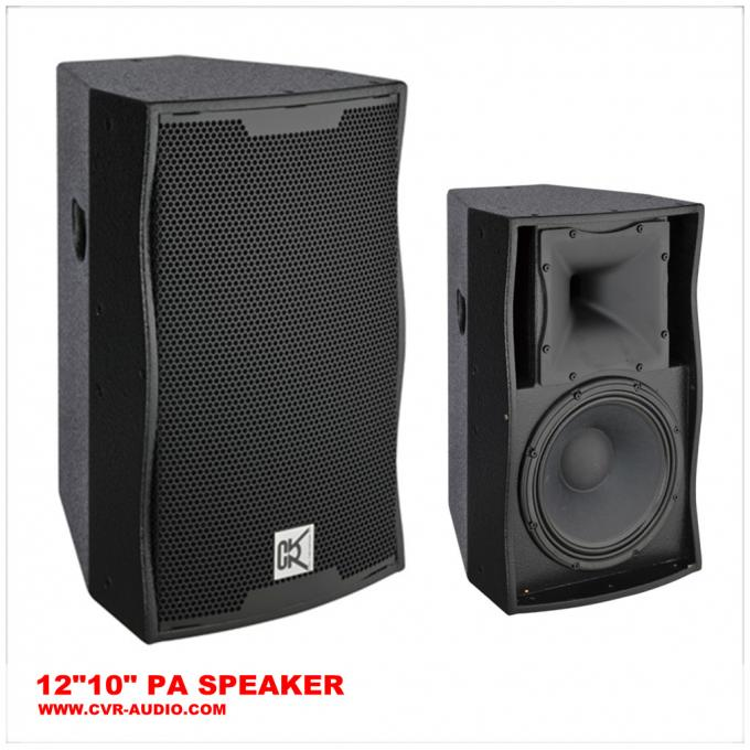 High Output Mid Hi Active Pa Speaker