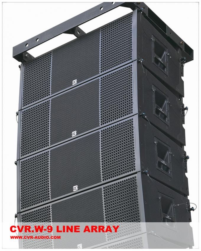 3 Way Line Array Church Sound Systems Indoor And Outdoor