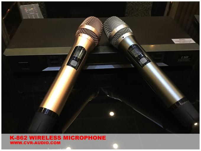 UFH Type Nightclub Audio System Karaoke Speech Conference Wireless Microphone